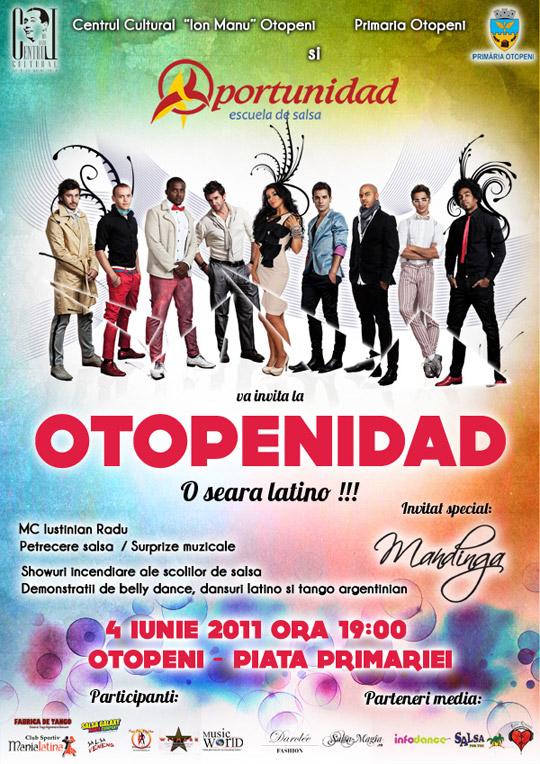 Otopenidad – O seara latino!!!