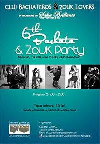 6th Bachata & Zouk Party