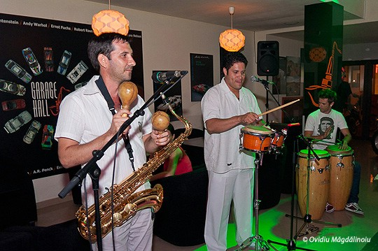 Havana Club Orchestra Domingo Latino