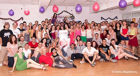 Simona's PA PA Party