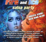 Fire and Ice Salsa Party