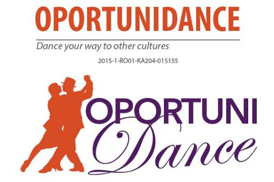 "Scoala de dans Oportunidad a lansat proiectul european Oportunidance ""Dance you way to other cultures"""